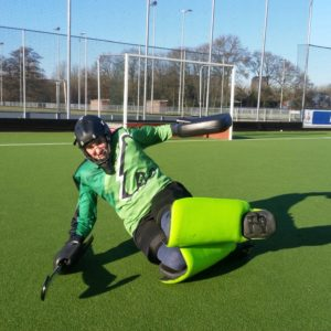 hockeywinkel BlackBear Goaly